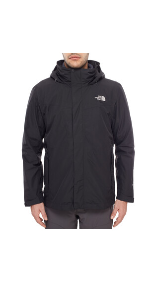 The North Face All Terrain II Triclimate Jas zwart